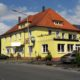 Wohn- und Geschäftshaus mit Gastronomiebereich, Saal, Biergarten und Kegelbahn in Enger