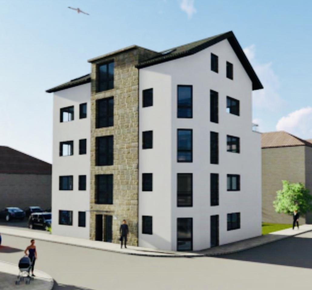 Neubauprojekt: Exklusive 4 Zimmer Erdgeschosswohnung