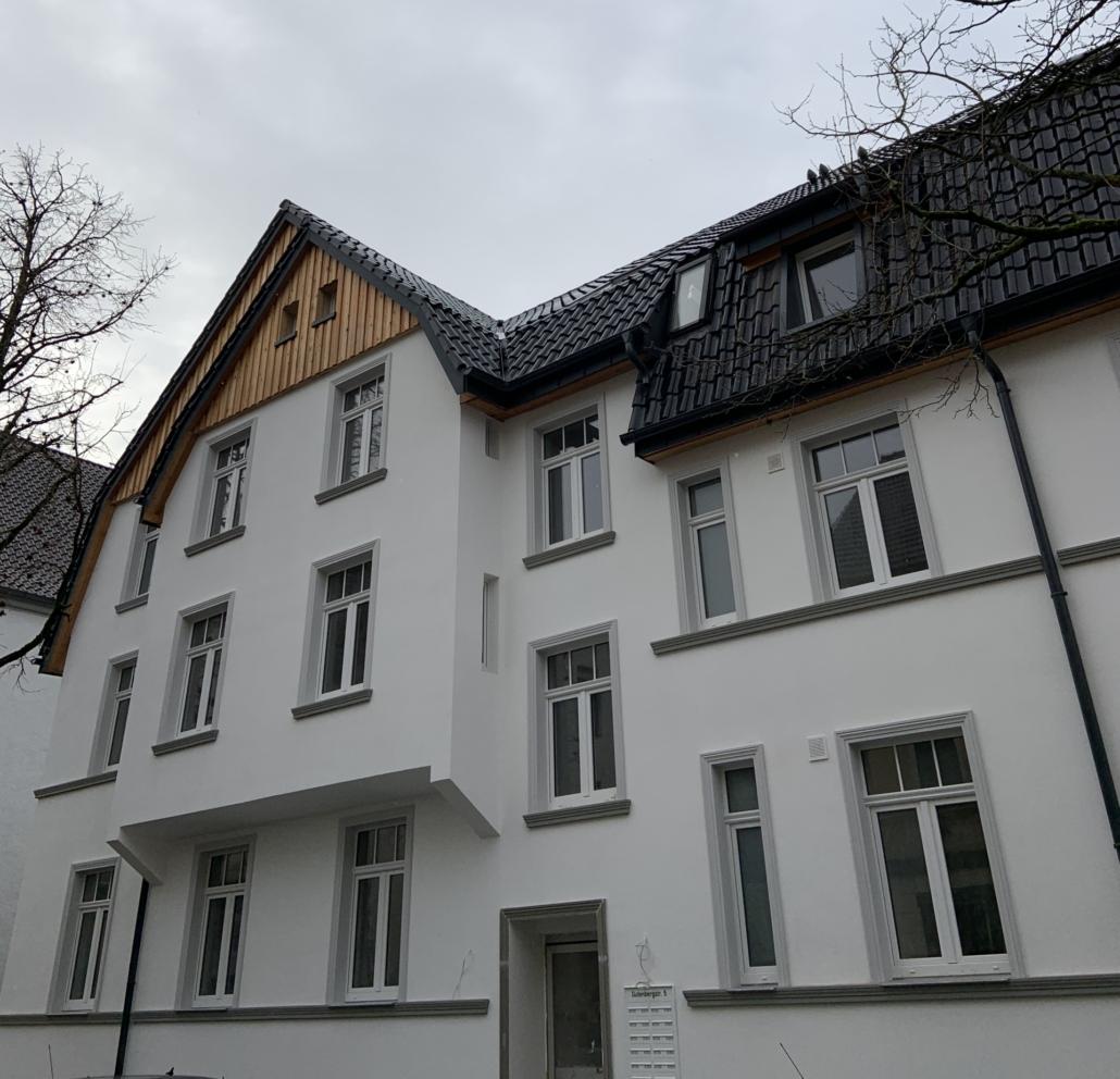 Im Bielefelder Westen Erstbezug nach Sanierung: 14 WOHNUNGEN